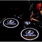 Proiectoare Portiere cu Logo Lexus